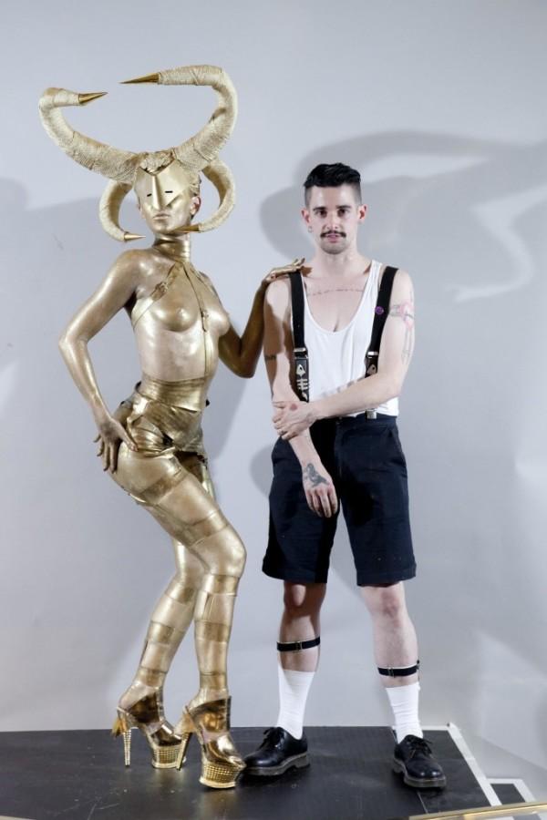 Charlie Le Mindu Fashion Show